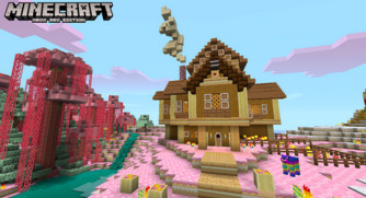 Candy Texture Pack Minecraft