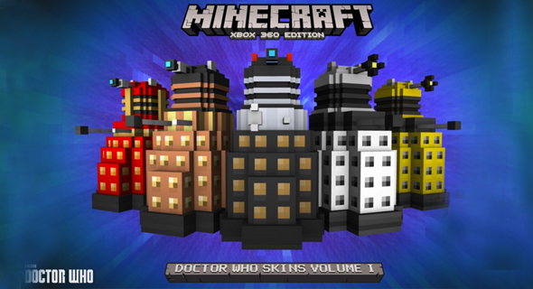 Doctor-Who-minecraft-Skin-Pack