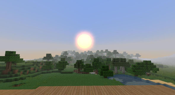 Minecraft Xbox 360-Version: Texture Packs Nutzung in Arbeit