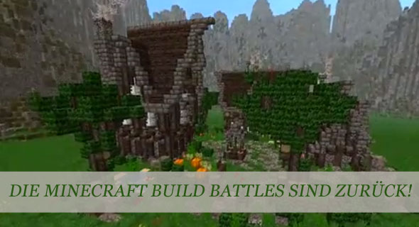 Minecraft-Build-Battle