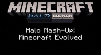 Minecraft Halo Mash-Up-Pack