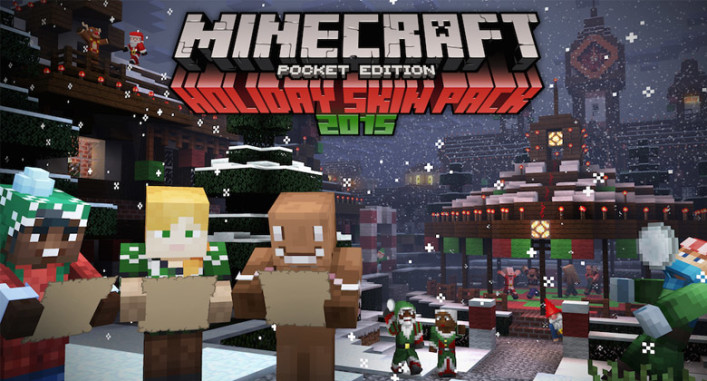 Minecraft-Holiday-Skin-Pack-2015