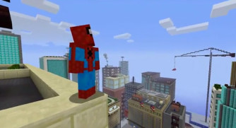 Minecraft-Marvel-Spider-Man-Skin-Pack