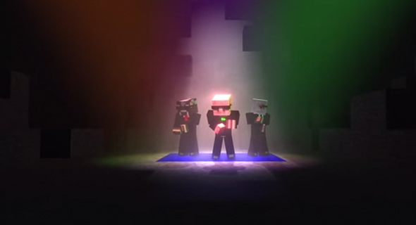Minecraft-Mob-Dancing