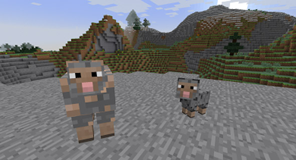 Minecraft ORESOME SHEEP Mod Showcase MinecraftSpielen - Minecraft mods spielen wie
