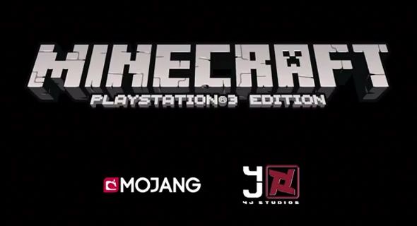 Minecraft PS3 Blu-ray Release
