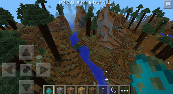 Minecraft-Pocket-Edition-0.9