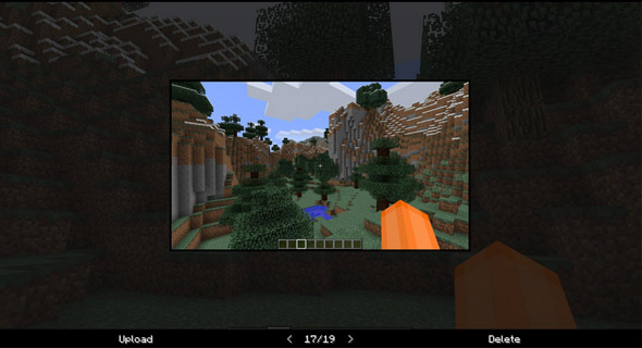 Minecraft-Screenshots-Enhanced