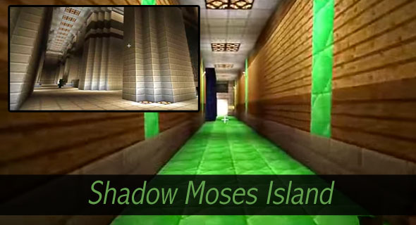 Minecraft-Shadow-Moses-Island