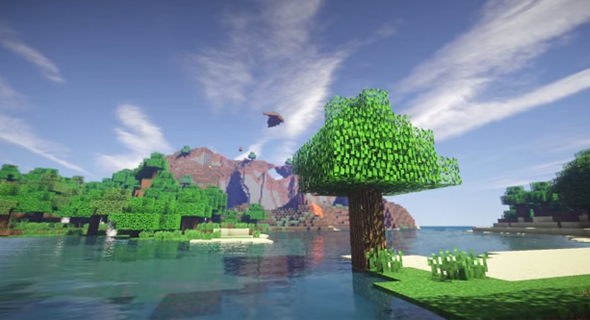 Minecraft Mod Sonic Ethers Unbelievable Shaders