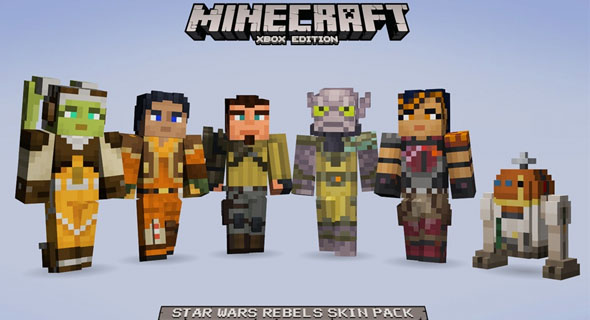 Minecraft-Stars-Wars-Rebels