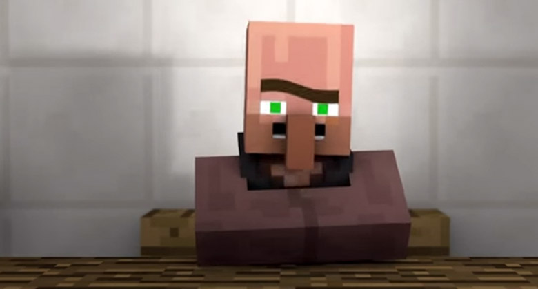 Minecraft-Villager-News