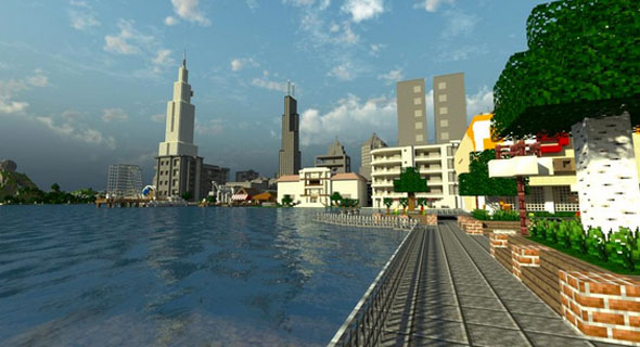 Minecraft_City_Building_Project