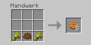 Minecraft_Crafting_Kekse