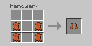 Minecraft_Crafting_Lederstiefel