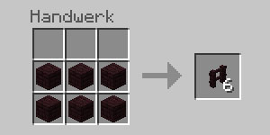 Blocke Im Nether Minecraft Spielen