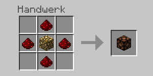 Minecraft_Crafting_Redstone_Lampe
