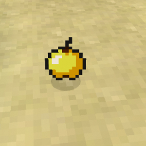 Minecraft_Goldener_apfel