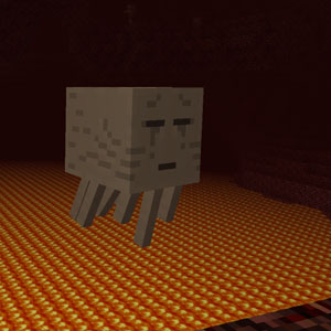 Minecraft_Nether_Ghast
