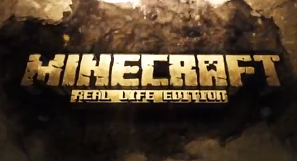 Minecraft Real Life Edition MinecraftSpielen - Minecraft real spielen