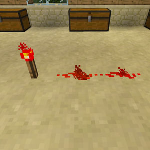 Minecraft_Redstonefackel_2
