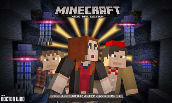 Skin-Pack-Minecraft-Doctor-Who