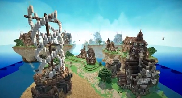 Minecraft Steampunk Map Pack Zum Downloaden MinecraftSpielen - Minecraft spielen pc download