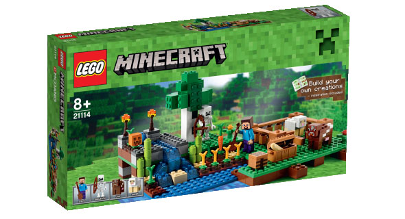 The Farm-Lego Minecraft