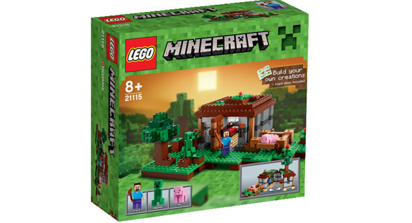 The-First-Night-Lego-minecraft